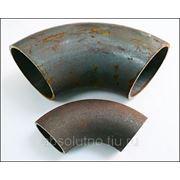 Отвод стальной КЗ, шовный ДУ 25 фото