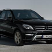 Mercedes ML 350 CDI фото