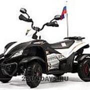 Электроквадроцикл CROSS M111MP белый фото