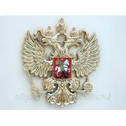 Объемный Герб России фото