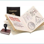 Туристические шенген визы фото