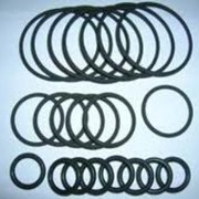 Кольца резиновые, кольцо уплотнительное резиновое, резиновые кольца круглого сечения,кольца резиновые гост,кольца резиновые купить.Формовые резинотехнические изделия. фото