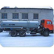 Автобитумовоз ДС-138Б КАМАЗ фото