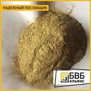 Порошок бронзовый БрА10 40-100 мкм фото