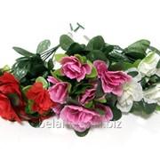 "Цветок искусственный ""Азалия букет мини"" КР30018 фото"