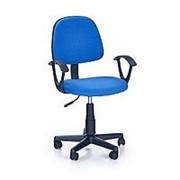 Кресло компьютерное Halmar DARIAN BIS (синий) фото