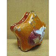 Шкатулка для ювелирных украшений Звездочка Близнецы, арт. 13355 фото
