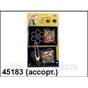 Набор картинка - мягкая мозаика, 2шт/уп. (827445)