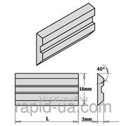 Ножи строгальные 60×16×3 Centrolock CMT 795.060.16 фото