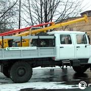 Бурильно-крановая машина БКМ-300 фото