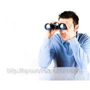 Оказание услуг по поиску клиентов фото