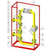 Узлы учета газа ВОГ-G65.01.00 (DU 80)