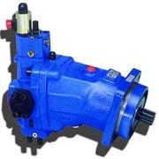Гидромоторы с наклонным блоком цилиндров серии H2V фото