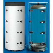 Буферные накопитель HAJDU 7500л с теплообменником без изоляции фото