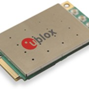 Ublox FW2770p CDMA PCI Express module фото