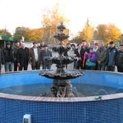 Услуги по установке фонтанов фото