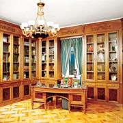 Мебель для кабинетов, дуб фото