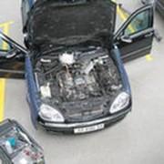 Технический осмотр автомобильных транспортных средств фото