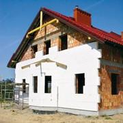 Работы по утеплению фасадов домов фото