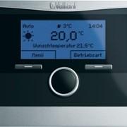 Программируемый термостатический регулятор Vaillant calorMATIC VRC 370 (0020108147) фото