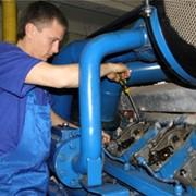 Обслуживание сервисное дизельных и бензиновых генераторов по Украине фото