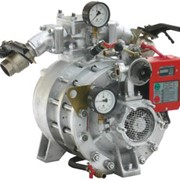 Пожарный насос высокого давления НЦПВ-20/200 фото