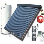 Солнечный водонагреватель SP-15-100 – бак 100 л фото