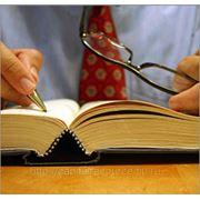 Подготовка Устава Общества в индивидуальной редакции фото