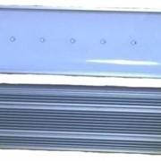 Светильник светодиодный Пром-100 предназначен для освещения больших производственных помещений, торговых залов, мастерских и т.д. фото