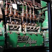 Сухарь клапана Burmeister & Wain 20МТВН. Комплектующие к судовым и тепловозным двигателям фото