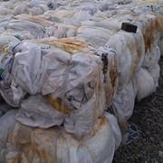 Полипропиленовые отходы фото
