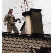 Очистка вентиляции в Омске. фото