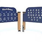 Игровой модуль алфавит английский фото