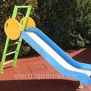 Горка. Детская горка модель КМ14 Игровые комплексы серии Космос фото
