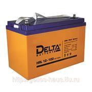 Аккумулятор DELTA HRL 12-100 фото