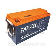 Аккумуляторная батарея Delta GX 150 А/ч гелевая фото