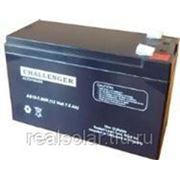 Аккумуляторная батарея Challenger AS12-7.0 AGM 7А*ч фото
