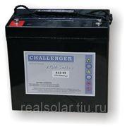 Аккумуляторная батарея Challenger A12-55 AGM 55А*ч фото