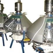 Полуавтоматическая разливочная машина XRB-16, до 8 фото