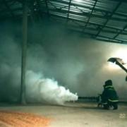 Аэрозольная дезинсекция складов, зернохранилищ фото