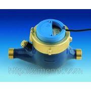 Водосчетчики домовые импульсные Zenner MTK-I (для холодной воды) фото