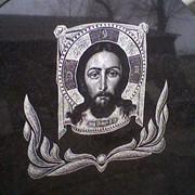 Лазерная гравировка памятников фото