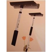 Стеклоочиститель с телескопической ручкой, губкой и сгоном 25 см H99-WR016/17. фото