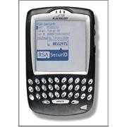 Устройство Blackberry™ с программным токеном RSA SecurID фото