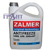 Антифриз ZALMER G11 синий 5кг фото