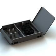 Оптическая распределительный бокс ОРБ-32 фото