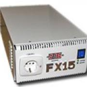 Источний бесперебойного питания ФОРТ FX16A 1200Вт/1750ВА- 48В -4АКБ- зарядка 48В 15А з-х стадийная фото