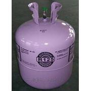 Хладогент R125 (пентафторэтан) спецконтейнер (бочка) 900 кг (нетто) фото