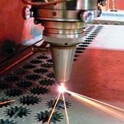 Лазерная резка металлов фото