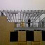 Строительство из легких стальных конструкций СТО фото